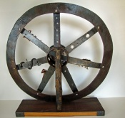 back view of wheel