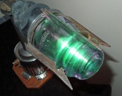 Bilumatron insulator