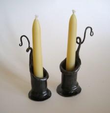 Hobbit candle sticks