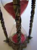 Iron Hourglass post