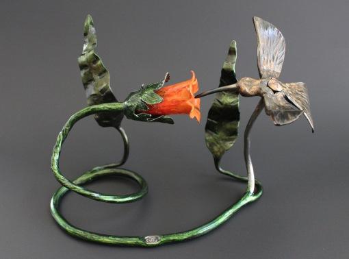 Moms hummingbird