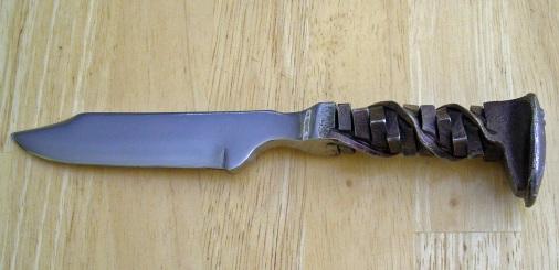 Spike Knife 7