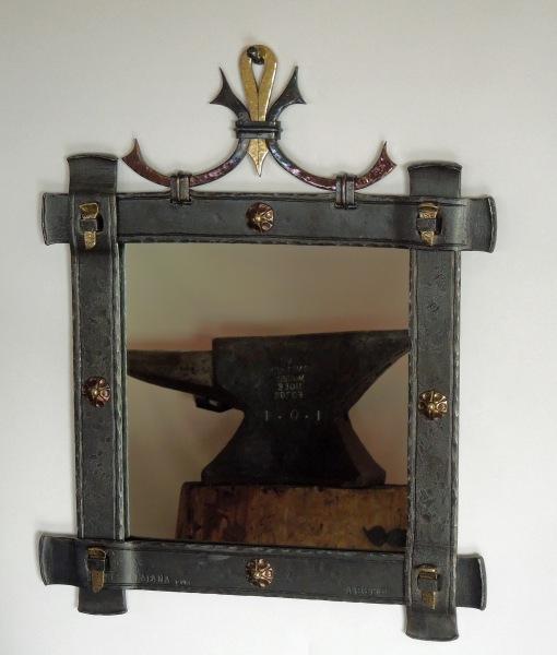 2014 ABANA mirror