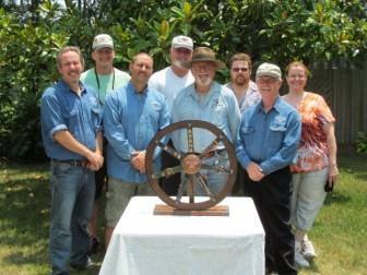ABGT members wheel project