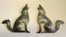 Iron wolfs